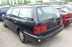Clean 1998 Volkswagen Passat Wagon Black for sale