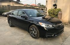 2016 Honda Accord with 21Mile