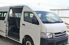 Hiare bus 2014 White for sale