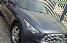 Good used Infinity Fx35 2007 Grey model for sale