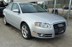 Foreign used 2007 Audi A4 for sale