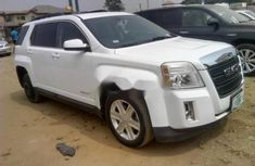 2011 GMC Terrain White for sale