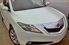 Clean Acura ZDX 2011 for sale