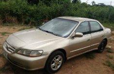 sharp Honda Accord 2001 for sale