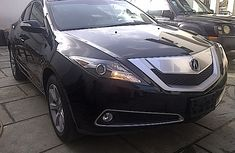 Clean 2010 Acura ZDX for sale