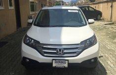 Good used Honda CRV 2007 White model for sale with full option