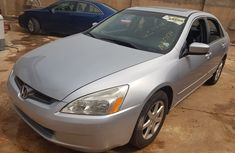 Toks 2004 Honda Accord Silver for sale