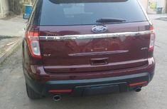 Very good and sharp 2013 Ford Explorer Brown for sale