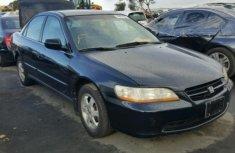 Honda Accord 2001 Blue Model For Sale
