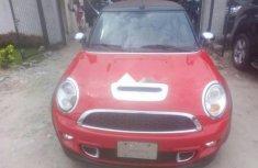 Mini Mini car 2011 red for sale