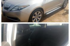 Very nice clean Acura Zdx 2011 Grey for sale