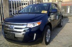 Blue Ford Edge 2012 for sale
