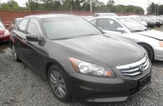 Clean Honda Accord 2009 Grey for sale