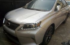 2014 almost brand new Lexus RX Petrol