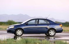 Toyota Corolla 2004 model review & prices in Nigeria (Update in 2020)