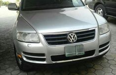 Volkswagen Touareg 2007 Silver for sale