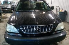 Clean Tokunbo 1999  Lexus RX 300 For Sale