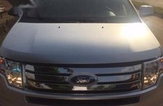 Ford Edge Sport 2010 Silver for sale
