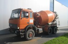 Iveco Trakker 260-25 Year 1990, very clean for sale.