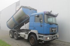 Just arrived today MAN F2000 26.372 2001 for sale
