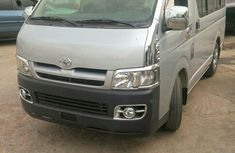 2012 TOYOTA HIACE BUS FOR SALE