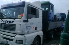 Man 2005 TGA  Actros for sale.