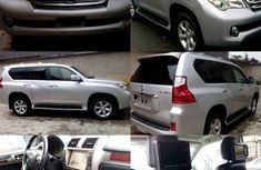 Neat Lexus Gx 460 silver 2008 for sale