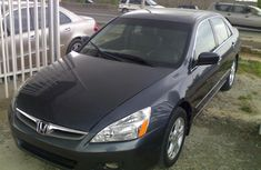 Tokunbo 2007 Honda Accord With Leather