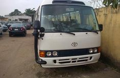 Toks Toyota Coaster bus 2008 for sale