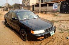 Honda Accord 1996 Black For Sale
