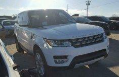 Tokunbo Range Rover sport 2014 white for sale