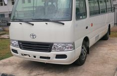 Brand new 2008 White Toyota Coaster bus for sale