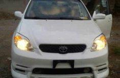 Spotless White Toyota Matrix 2000 FOR SALE