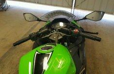 2013 KAWASAKI EX300 A green for sale