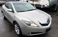 2007 Silver Acura MDX For sale