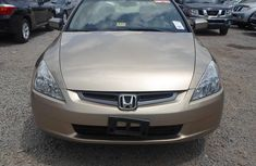 Sweet gold clean tokunbo Honda EOD for sale 2005