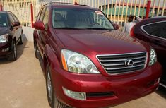 Lexus GX470 Red Color 2008 for sale