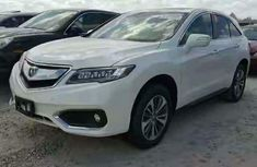 Acura RDX 2015 white for sale