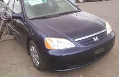 Clean Honda Civic 2002 for sale