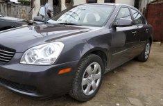 Clean Kia Optima 2003 grey for sale