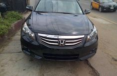 Clean Tokunbo 2012 Honda Accord Ex for sale