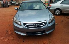 2012 Honda Accord Tokunbo for sale