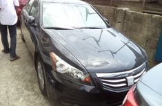 Tokunbo 2012 Honda Accord For Sale.