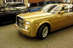 Top 7 most extravagant cars in Nigeria