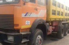 2000 Iveco TRAKKER Truck Orange for sale