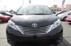 Foreign used Toyota Sienna 2015 FOR SALE