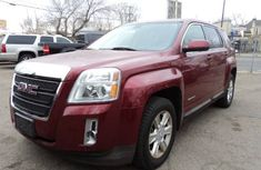 2011 GMC Terrain SLE Red for sale