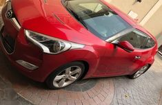 Hyundai Velestor for sale 2012 model