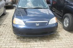 Clean Tokunbo 2005 Honda Civic for sale with full options