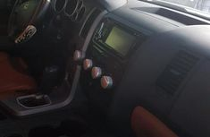 Clean Toyota Tundra 2012 Gray for sale